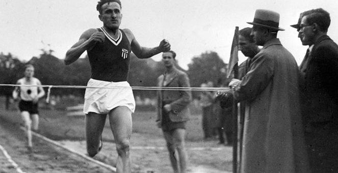 Janusz Kusociński – nieugięty na bieżni i na polu walki