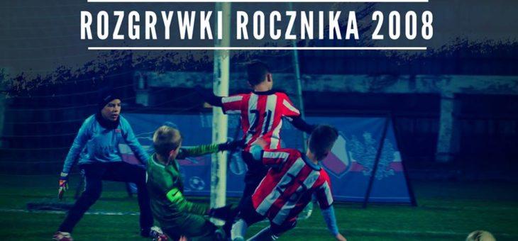 ROZGRYWKI ROCZNIKA 2008 w Turnieju Piłkarskim na 100- lecie Odzyskania Niepodległości Polski o Puchar PGE