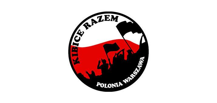 Kibice Razem Polonia Warszawa
