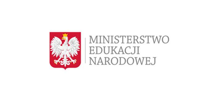 Minister Edukacji Narodowej wspiera nasz Turniej!