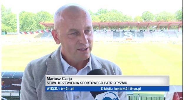 TVN Warszawa o Turnieju Niepodległości 🇵🇱