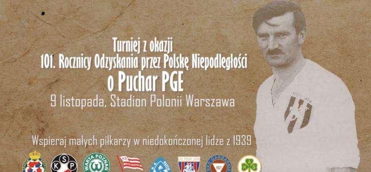 Dokończenie ligi z 1939 roku…