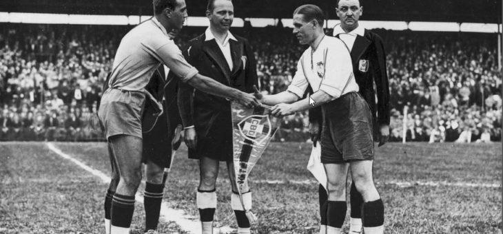 A jak piłkarskie imprezy wyglądały przed wojną?