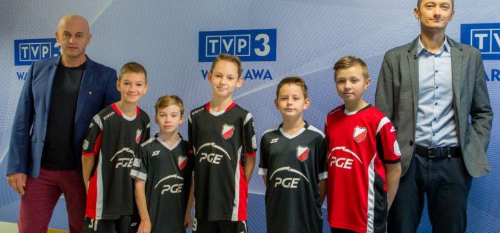 NIEZWYCIĘŻENI W TVP3 Warszawa!