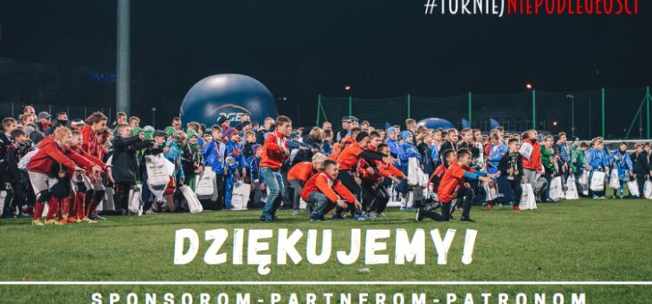 """Szanowni Państwo! Chcieliśmy jako Stowarzyszenie Krzewienia Sportowego Patriotyzmu """"Niezwyciężeni"""" serdecznie podziękować wszystkim…!"""